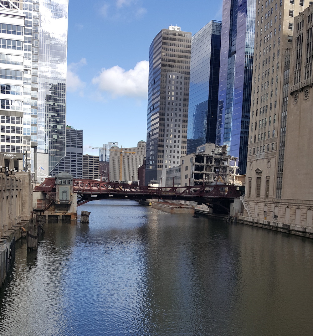 Chicago River Summit