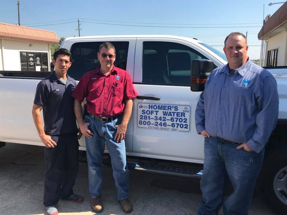 SWS staff visits Houston for Hurricane Harvey coverage