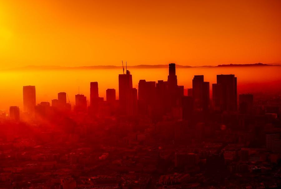 storm water runoff plan in Los Angeles