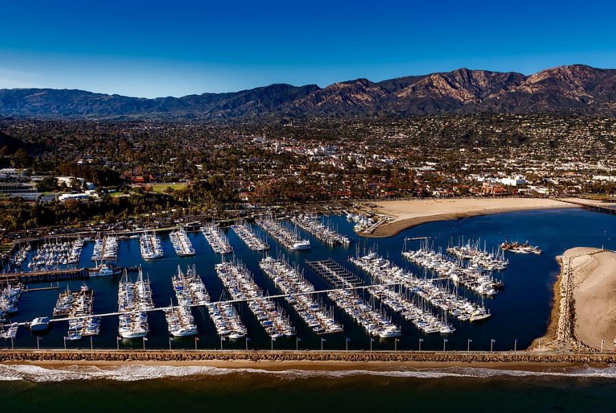 Santa Barbara, Calif., adopts new flood map