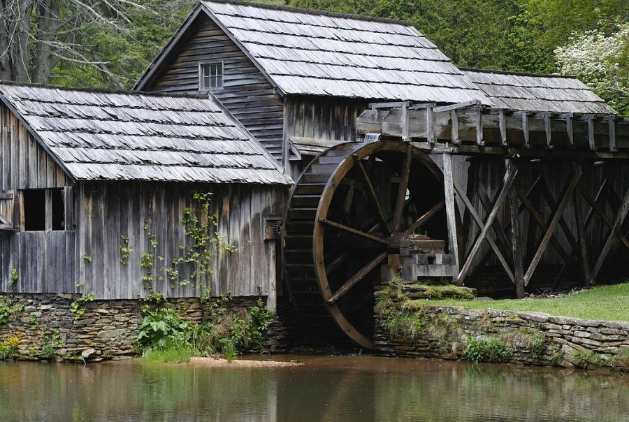 Historic mill town concerns expanding flood control measures