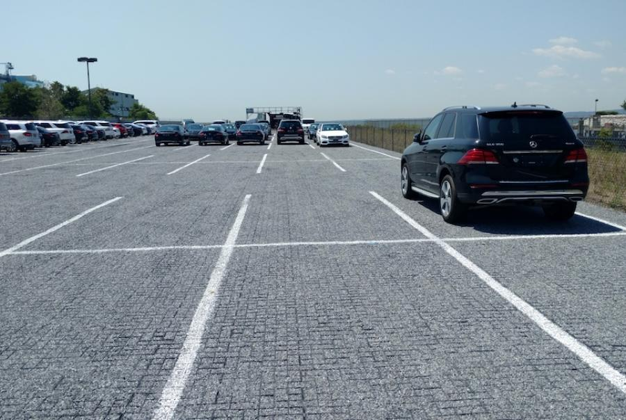 Gravel Pavers Meet Requirements for Permeability & Storm Water Retention