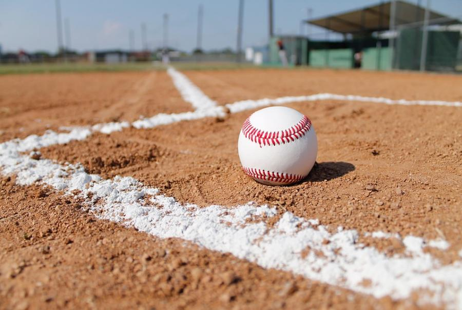 storm water and baseball