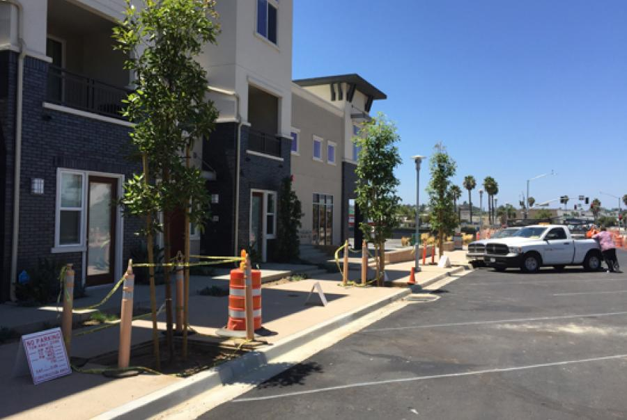 Integrated storm water project breathes new life into former industrial area