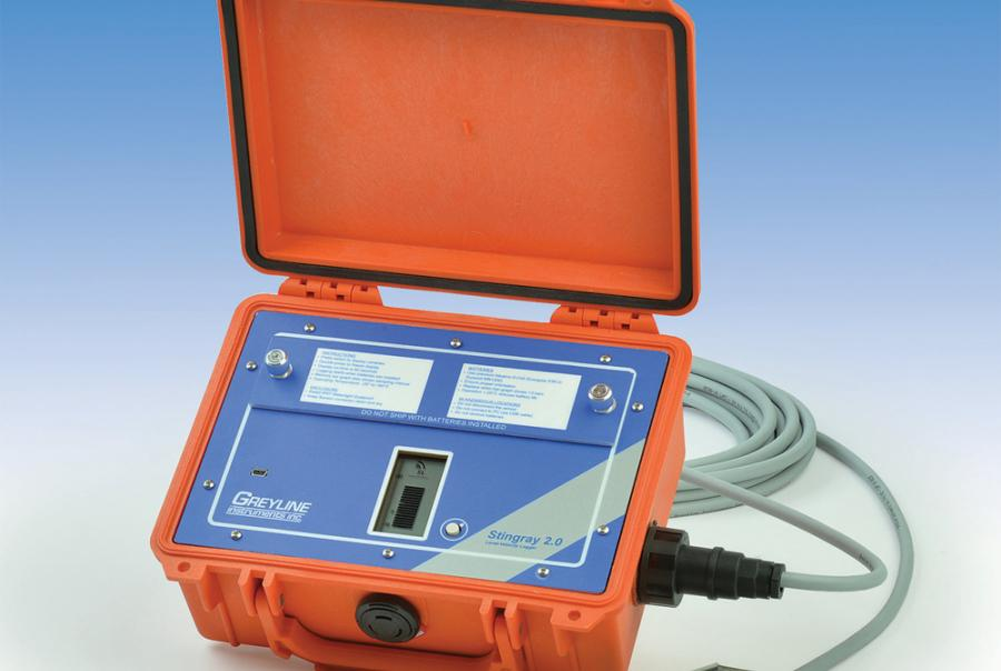 Area-Velocity Flowmeters Used for Flow Studies & Permitted Discharge