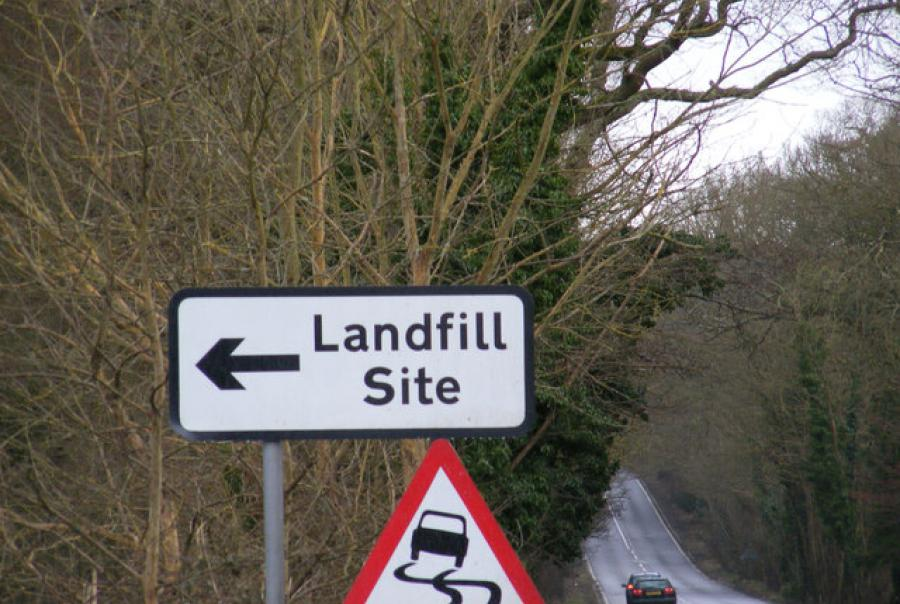 landfill closure, erosion control, soil stabilization, closure turf