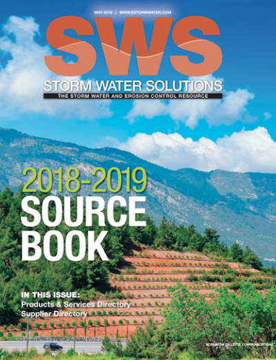 Storm Water Solutions 2018-2019 Source Book