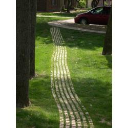soil retention drivable grass paving