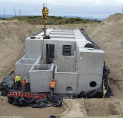 Subdivision Meets Storage Needs With Chambers