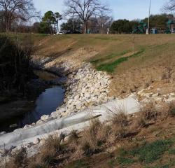 Channel Rehabilitation Helps Rejuvenate Texas Park