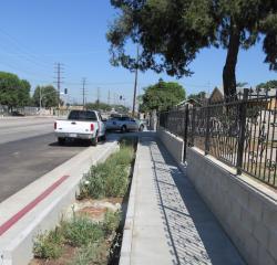 LA develops a new storm water retention system